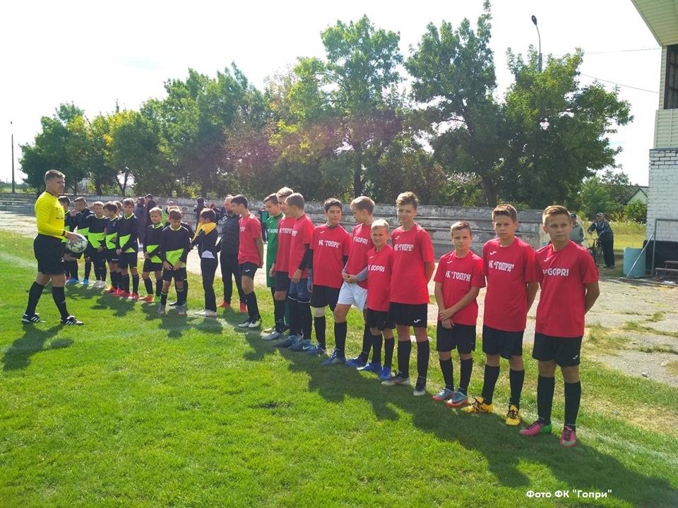 Чемпіонат Херсонської області U-14. Вища ліга. 1 тур