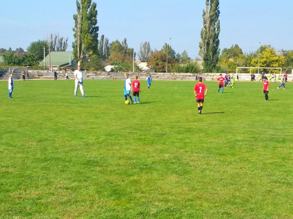 Чемпіонат Херсонської області серед юнаків 2008 р.н. U-12. Група А. Результати 5-6 турів