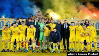 Збірна України братиме участь у фінальному турнірі вчетверте в історії