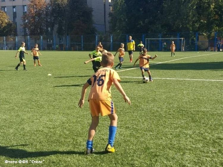 Чемпіонат Херсонської області серед юнаків U-10. Результати 5-6 турів