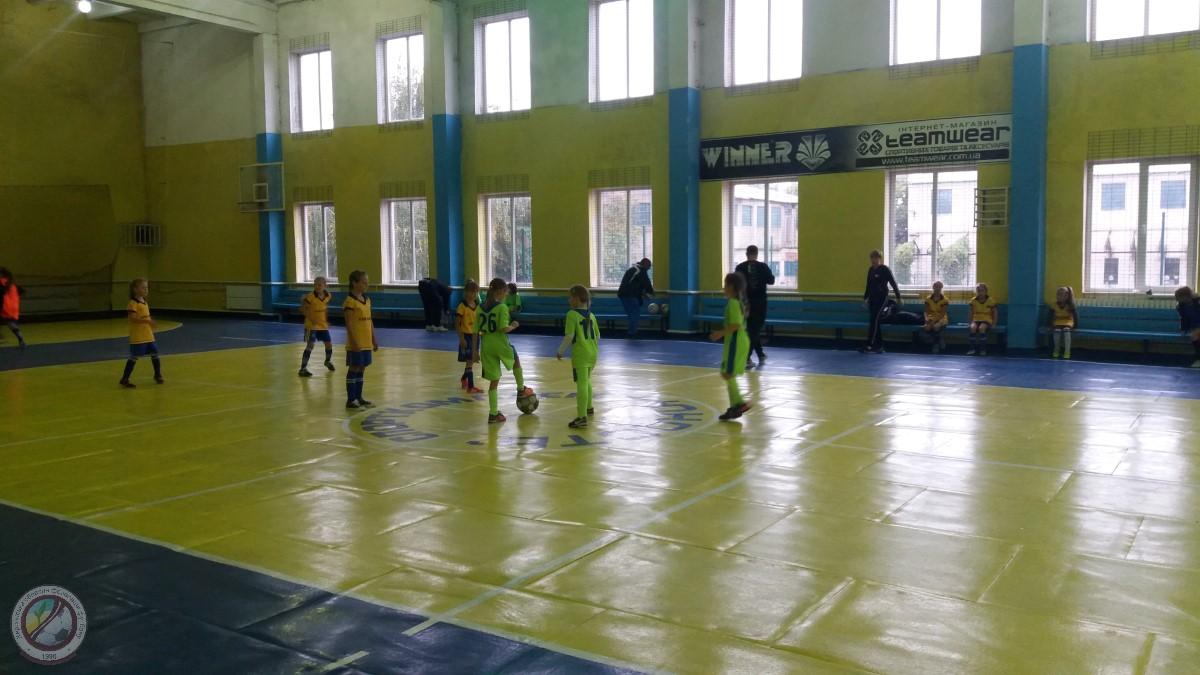 Чемпіонат Херсонської області з футзалу серед дівочих команд WU-11
