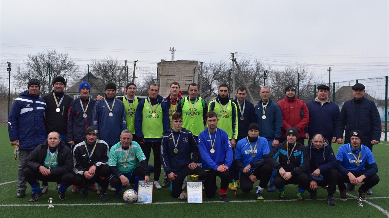 У Нижніх Сірогозах пройшов 5-й турнір з міні-футболу пам'яті Богдана Іванюка (фото)