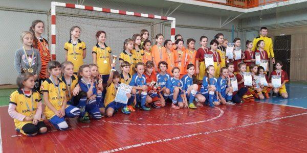 Чемпіонат Херсонської області з футзалу серед команд дівчат WU – 11. І тур. Фінальні змагання