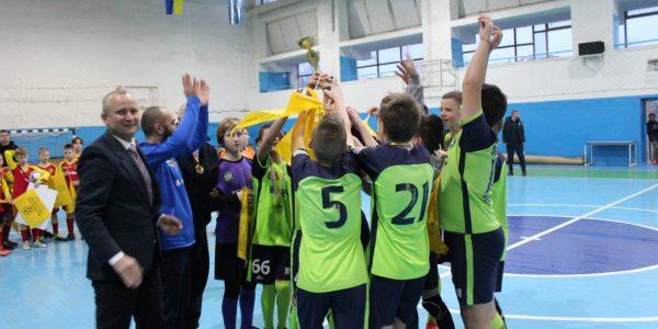 ХІ-й традиційний турнір з футзалу пам'яті ЗТУ Віктора Івановича Пилипенко