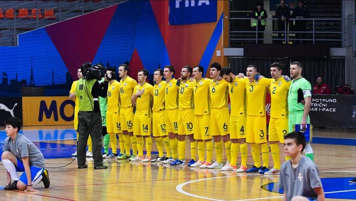 Футзал. Украина проиграла Испании и досрочно завершила борьбу за путевку на ЧМ