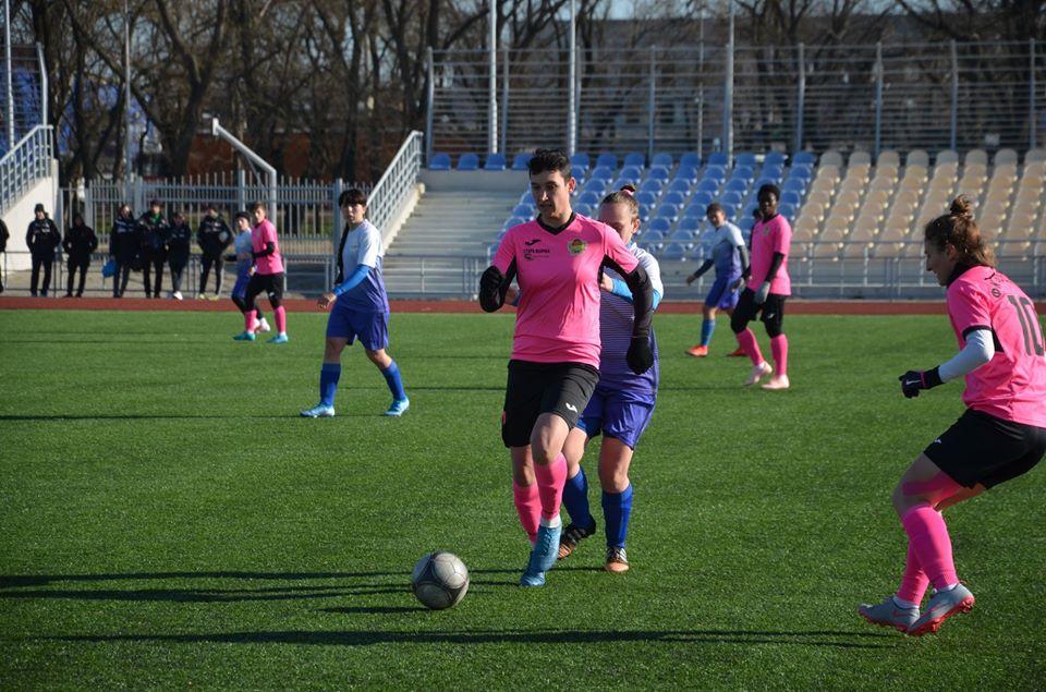 Миколаївська команда «Спартак-Оріон» провела товариський матч з херсонським «Восходом»