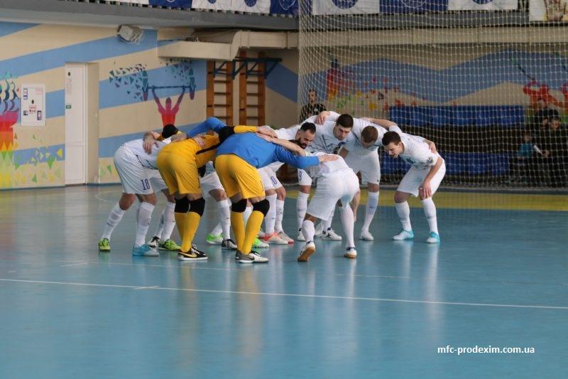 «Продэксим» уверенно продолжает борьбу за Кубок Украины