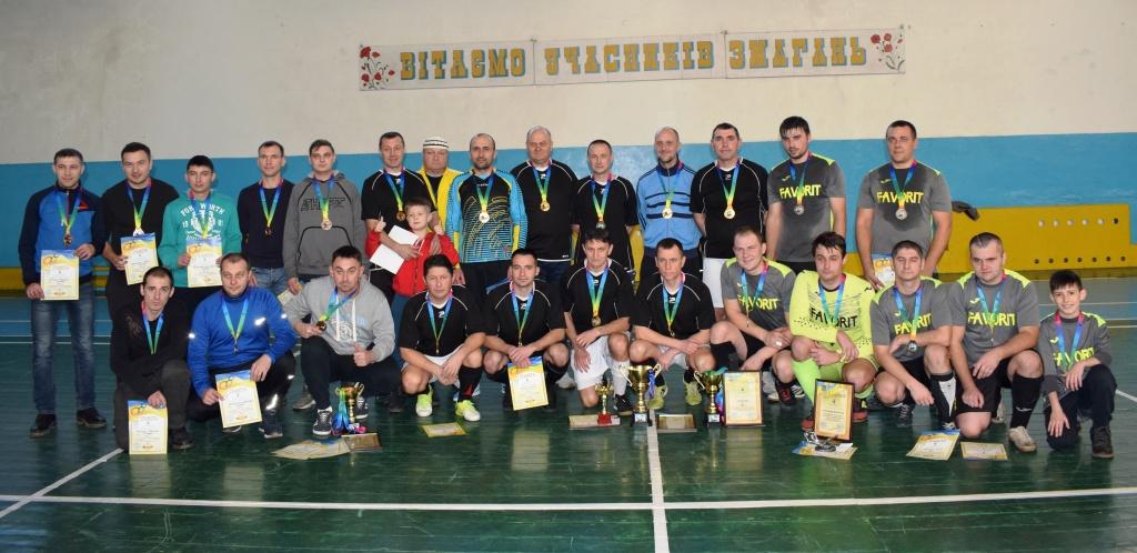 Чемпіонат Каховки з футзалу 2019/2020. Підсумки.
