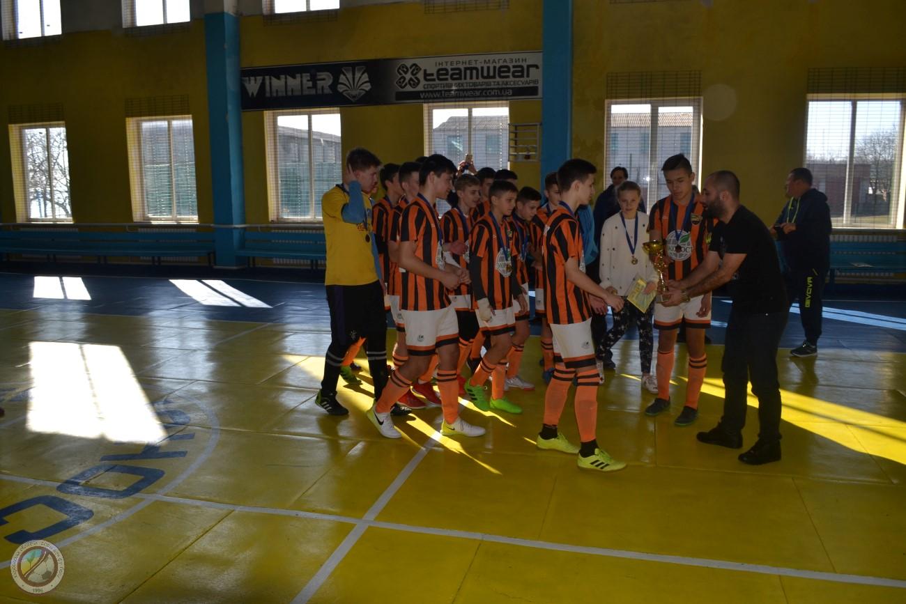 Чемпіонат Херсонської області з футзалу серед юнацьких команд U- 16.                                                                Фінальний етап