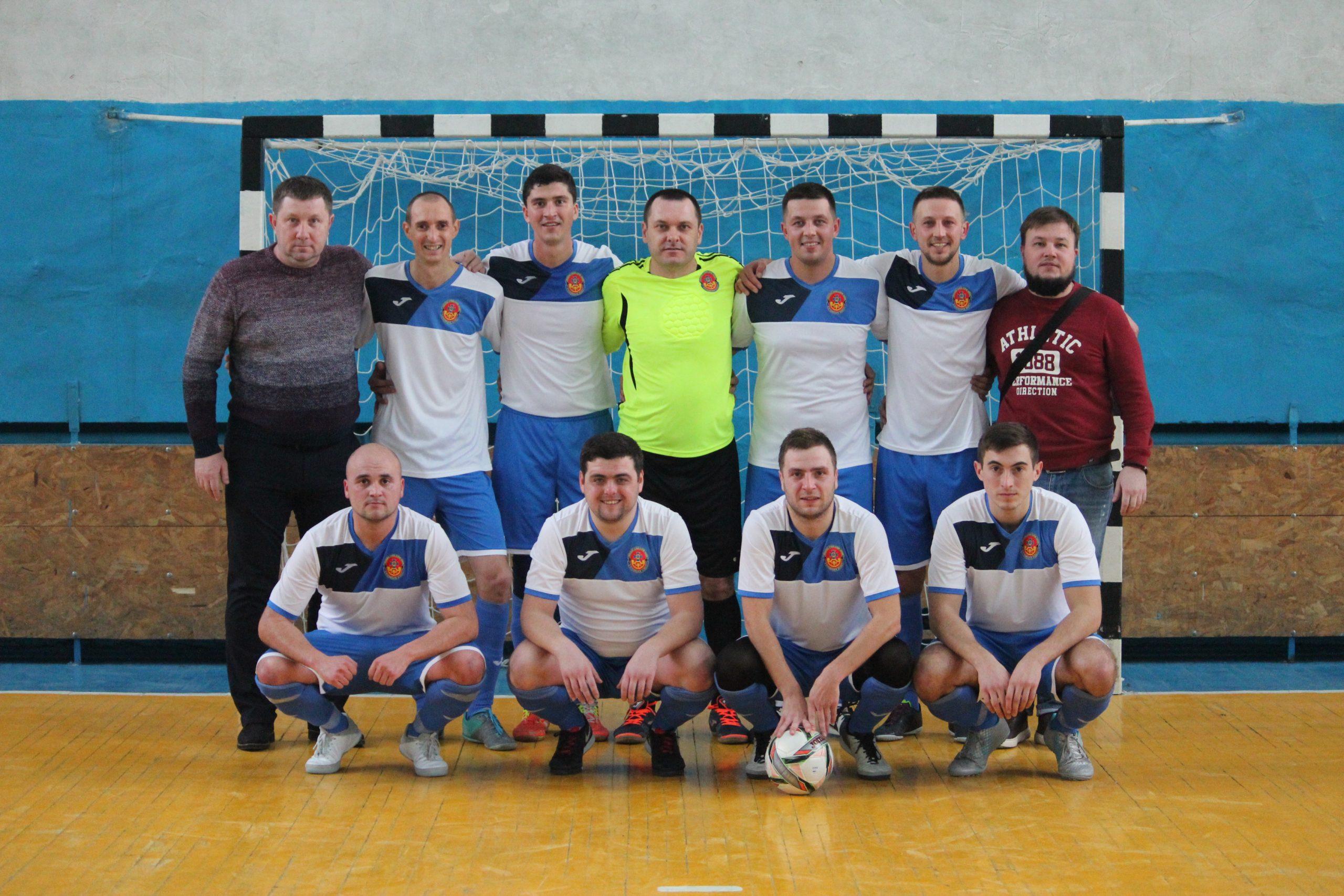 Чемпіонату Служби безпеки України з футзалу