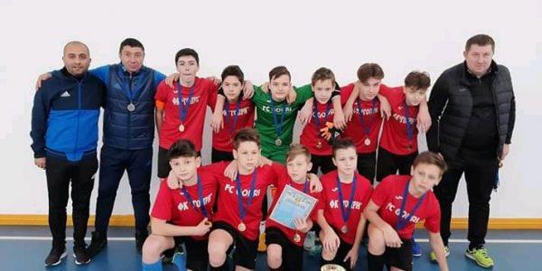 Чемпіонат Херсонської області з футзалу серед юнацьких команд U- 14. Фінальний етап