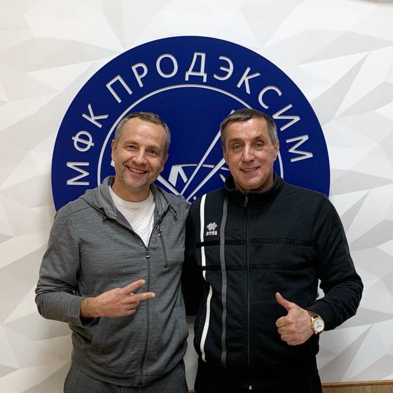 ОФИЦИАЛЬНО: Станислав Гончаренко — главный тренер МФК «Продэксим».