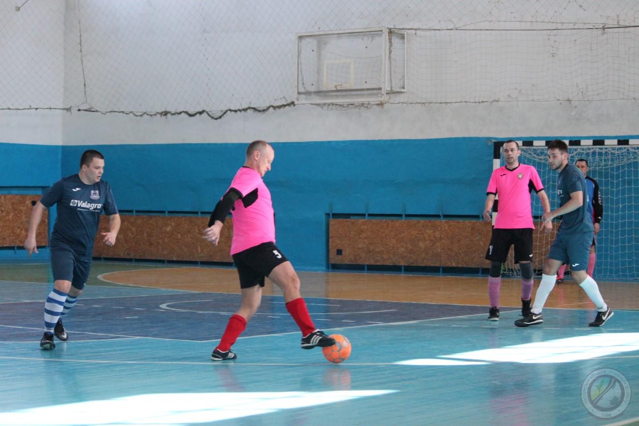 Результаты матчей 14-15 марта открытого чемпионата АФХО.