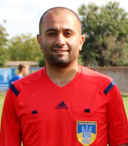 Заур Курбанов отримав призначення на матч Авангард-Верес