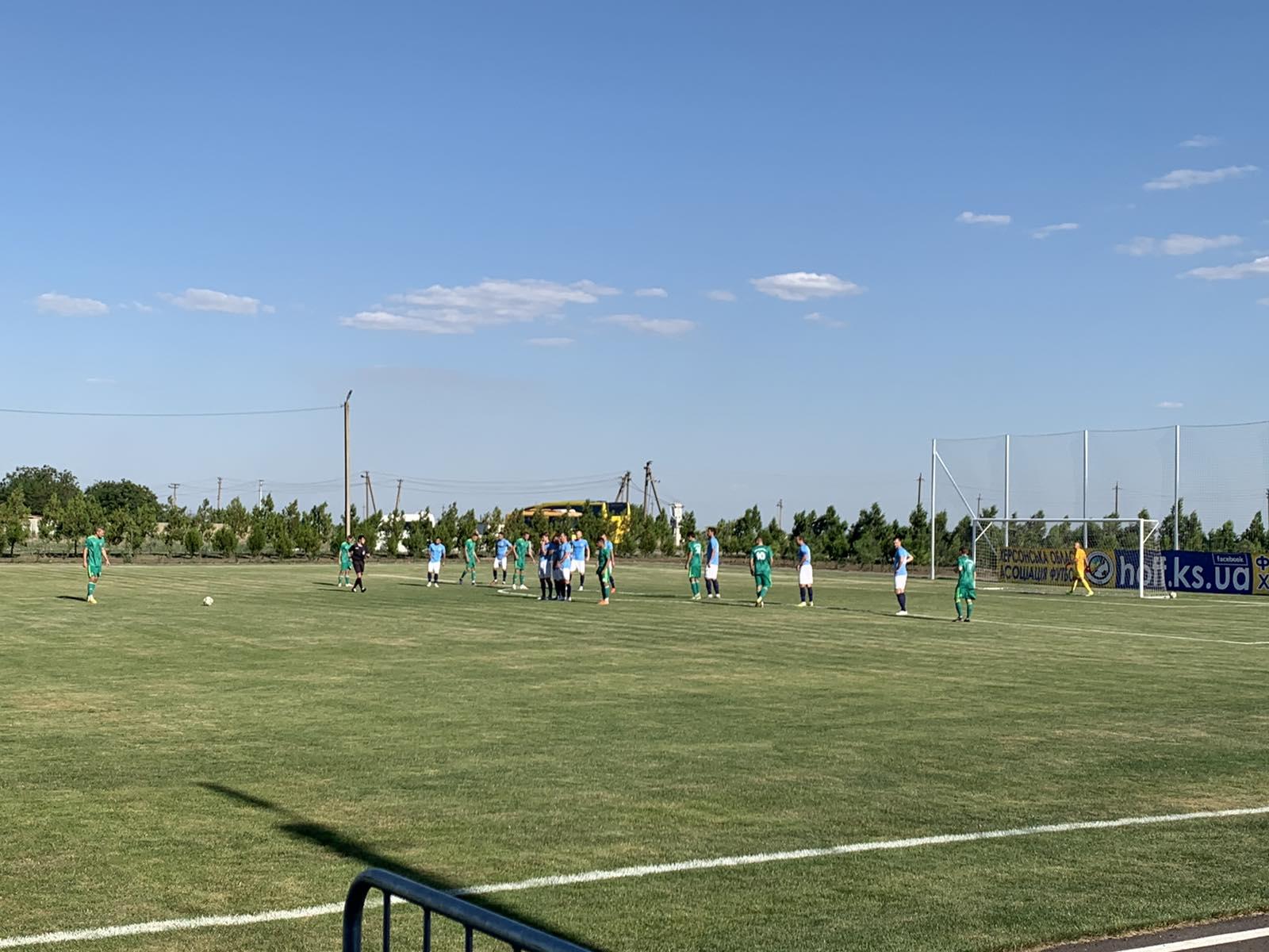 Таврія поступилася в 1/4 фіналу ААФУ