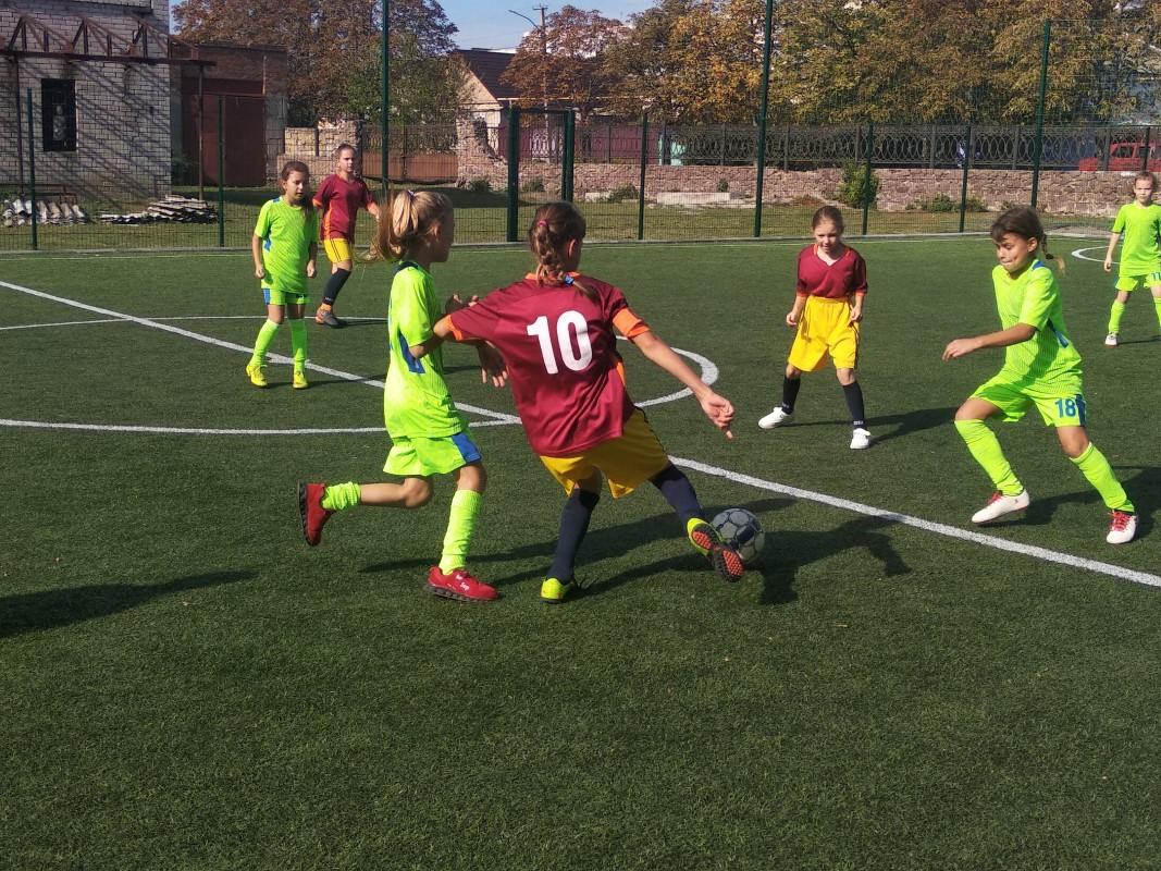 Чемпіонат Херсонської області з футболу серед команд дівчат WU-11