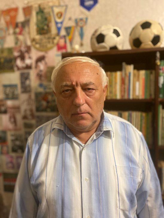 Сьогодні святкує свій Ювілей літописець Скадовського футболу