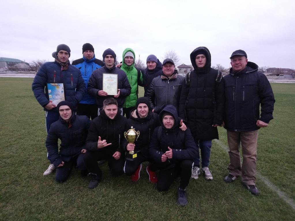 Кубок пам'яті воїнів-інтернаціоналістів Генічеського району з міні-футболу