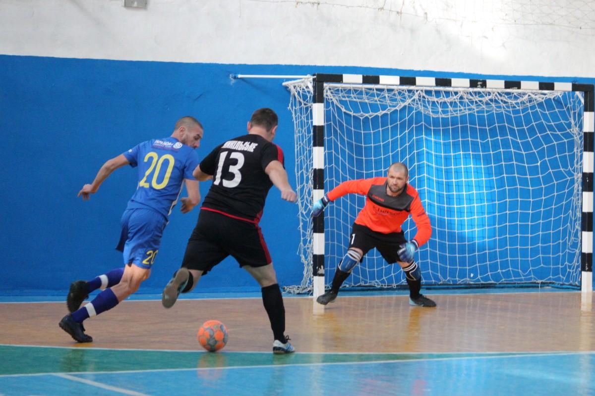 Фото и результаты матчей 9-го тура открытого чемпионата Ассоциации футзала Херсонской области  2020/2021
