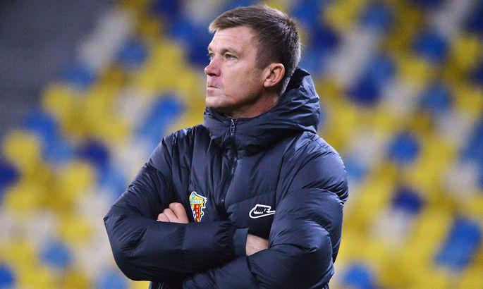 Юрій МАКСИМОВ: «У Ворскли була затяжна серія без перемог. Це тиснуло»