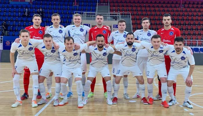 Продэксим разгромил Шкупи и вышел в 1/8 финала футзальной Лиги чемпионов