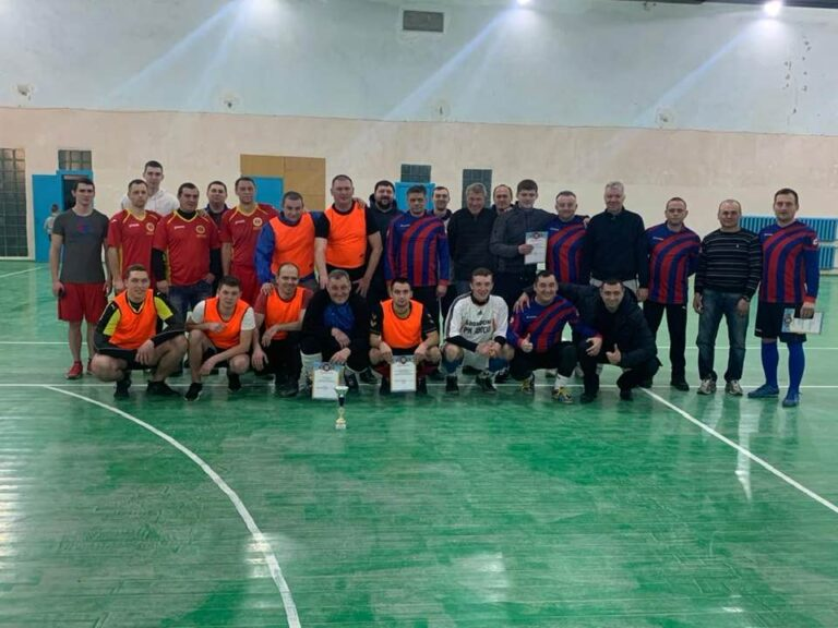 Команда Білозерської селищної ради перемогла у футбольному турнірі