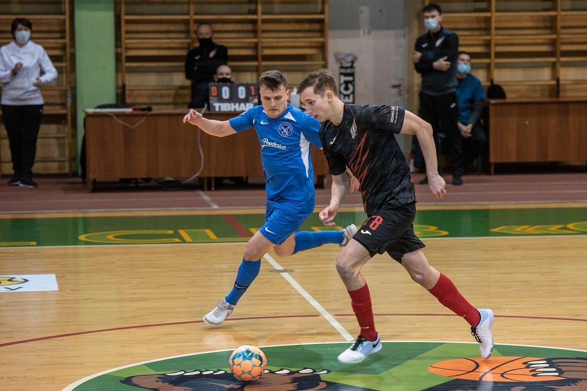 Визначено дати чвертьфінальних матчів Favbet Кубку України між «Ураганом» і «Продексімом»