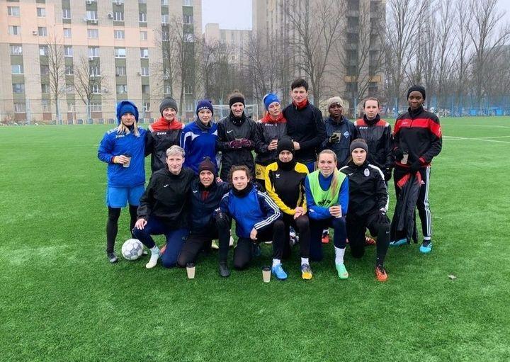 ЖФК «Восход» Стара Маячка розпочав підготовку до весняної частини сезону.