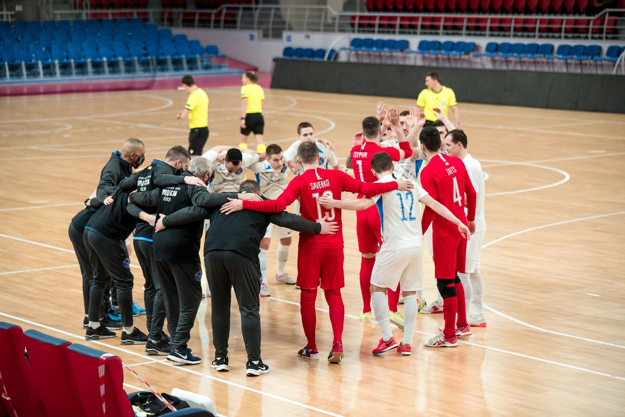 «Мовістар Інтер» вирвав перемогу у «Продексіма» і зіграє у Фіналі восьми Ліги чемпіонів УЄФА