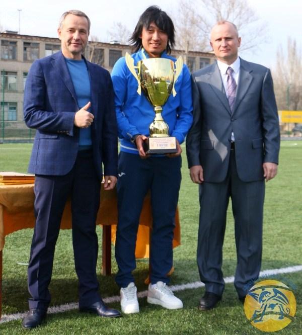 V розіграш Кубка Асоціації футболу АР Крим розпочнеться 1 березня