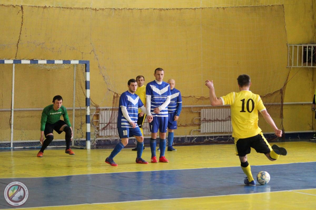 ІІІ Етап Чемпіонату Херсонської Області з Футзалу 2021 року