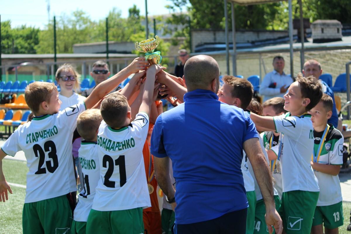 ДЮСШ «Херсон» – Чемпіон області серед юнацьких команд U-10