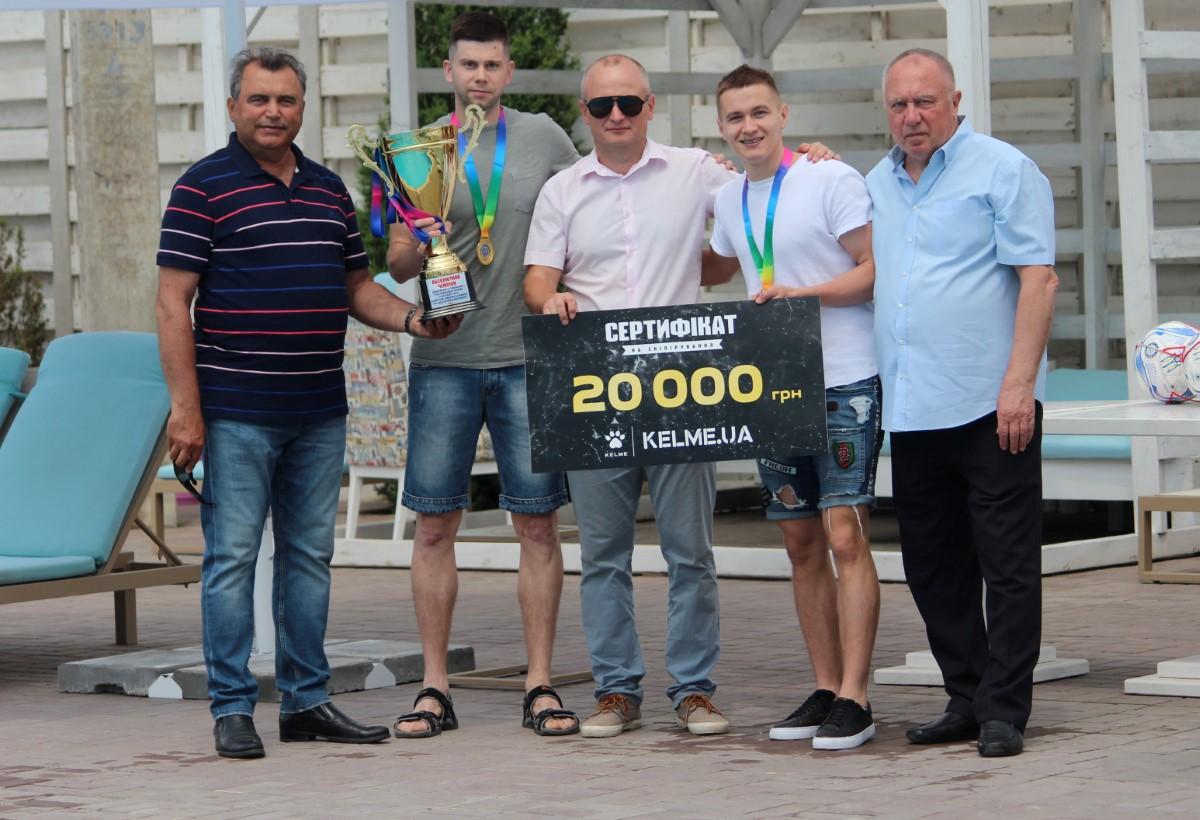 29 травня відбулось нагородження переможців та призерів відкритого чемпіонату АФХО сезону 2020/2021