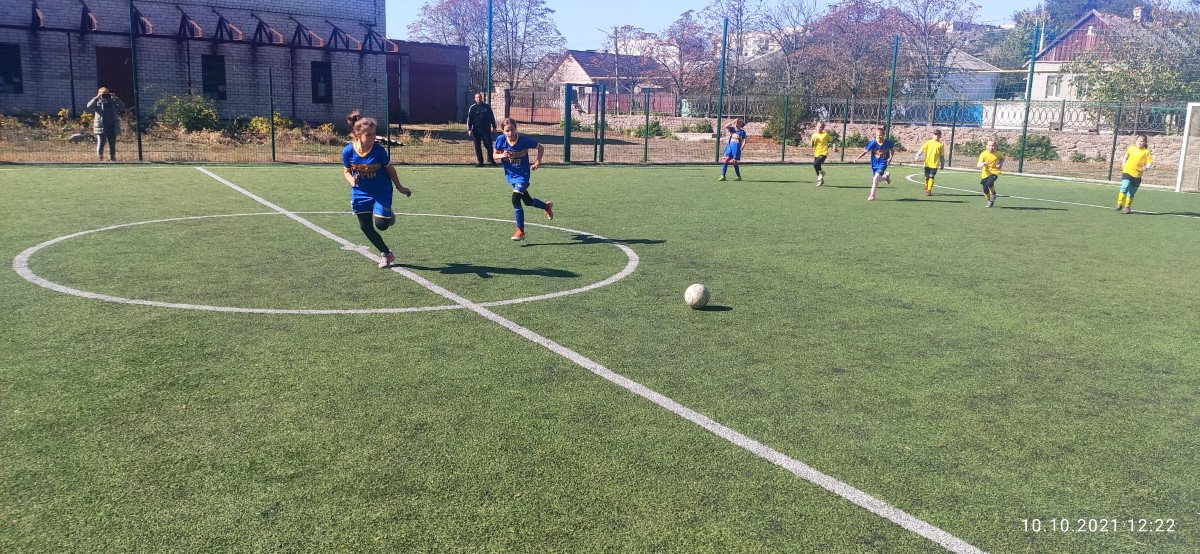 Чемпіонат Херсонської області серед дівочих команд U-11