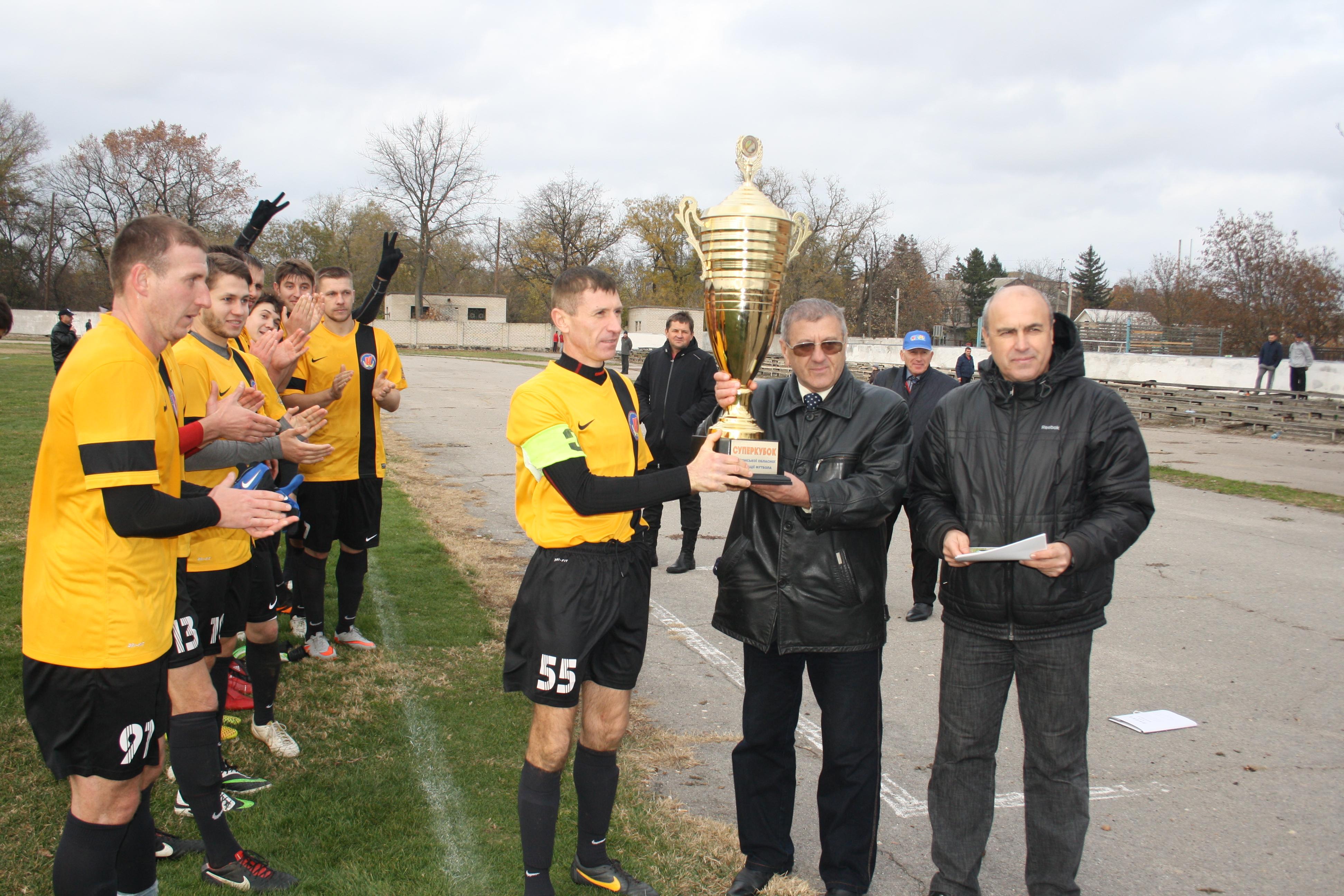 В'ячеслав Богун: «Цей сезон був одним із найвдаліших».