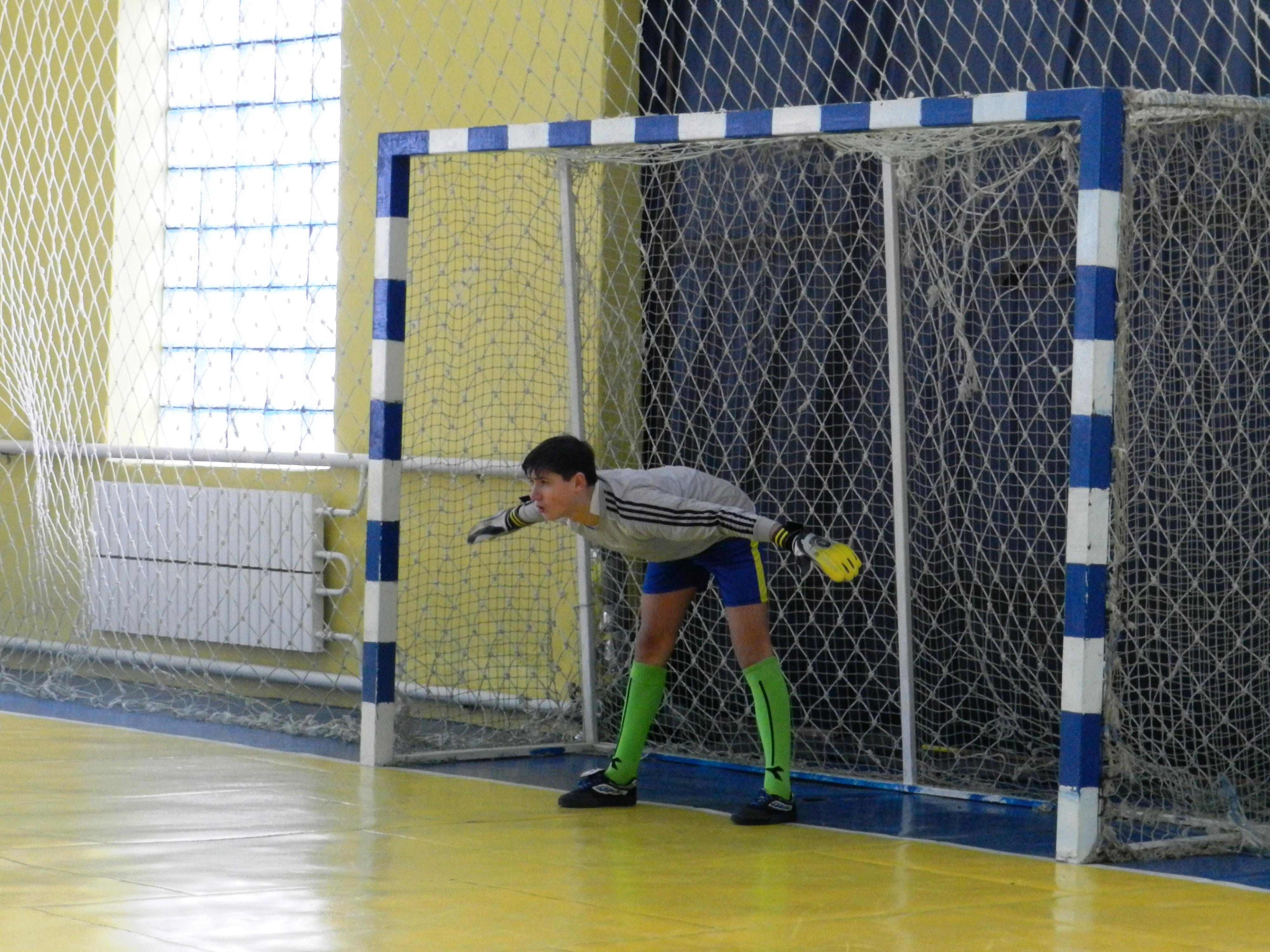 ІІІ етап чемпіонату області з футзалу серед команд юнаків