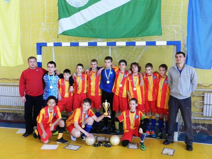 Завершився ІІІ етап Чемпіонату Херсонської області з футзалу серед команд юнаків 2001/2002 років народження