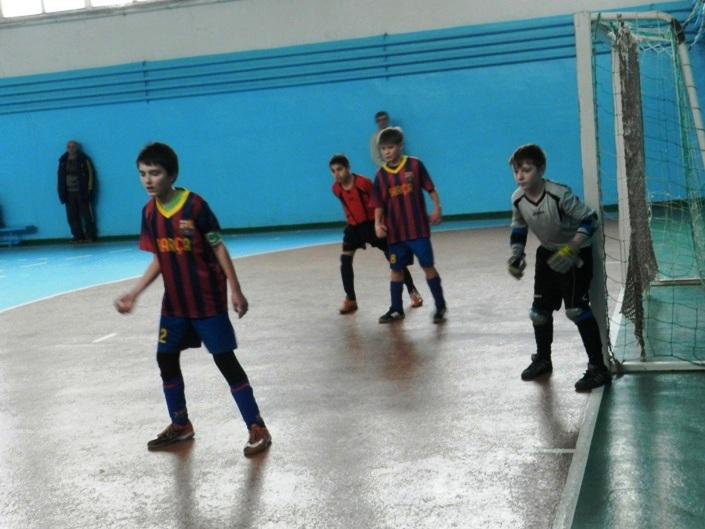 8 юнацьких команд боротимуться за Кубок області з футзалу