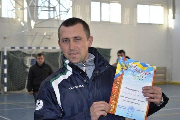 Чемпіонат Голопристанського району з футзалу – 2015