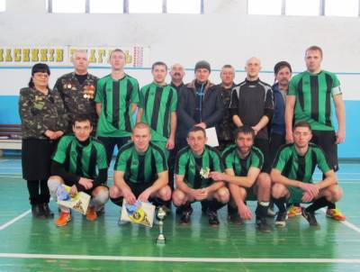 Суперкубок м. Каховки з футзалу – 2015