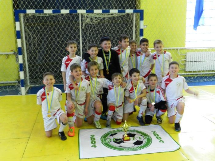 Фінальні змагання ІІІ етапу Чемпіонату Херсонської області з футзалу серед команд юнаків 2001/2002 років народження