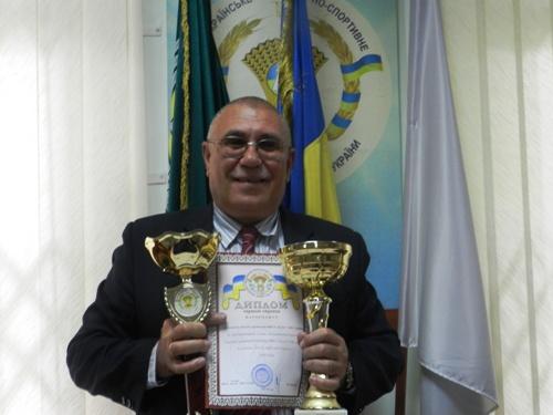 ВФСТ «Колос» АПК України отримала нагороди