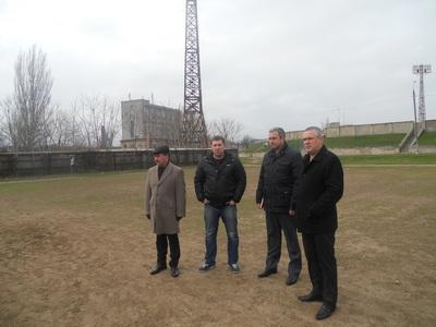 Міський голова відвідав «Кристал»