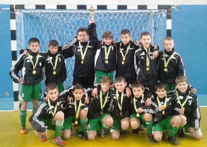 II відкритий чемпіонат ДЮКФП № 5 з футзалу