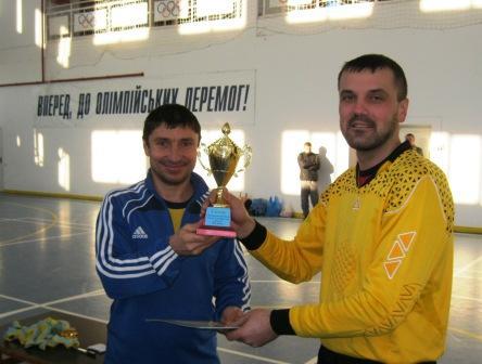 Відкритий Чемпіонат Голої Пристані з футзалу