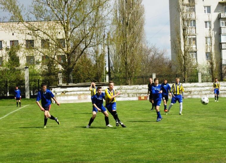 Чемпионат области по футболу ДЮФЛ среди детей 1999 года рождения