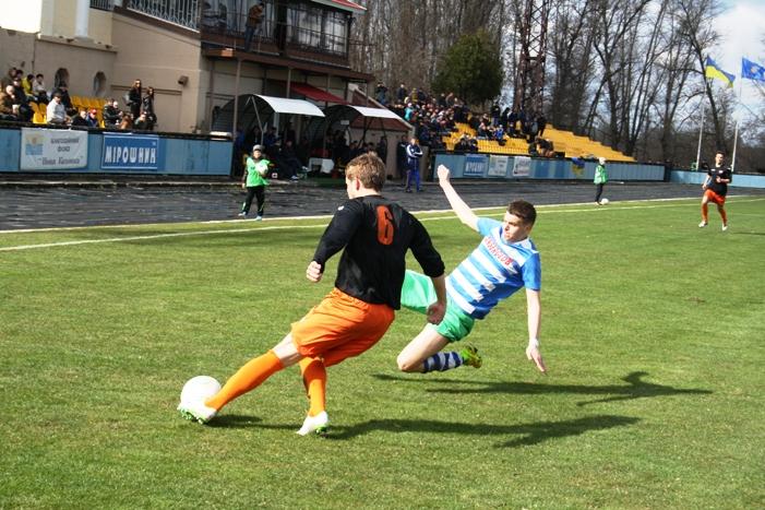 Херсонське дербі завершилось перемогою ФК «Енергія»