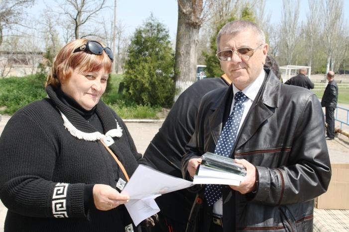 В'ячеслав Богун завітав до рідної школи