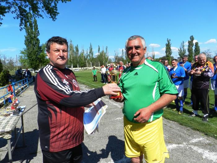 Першість Херсонщини з футболу серед команд ветеранів