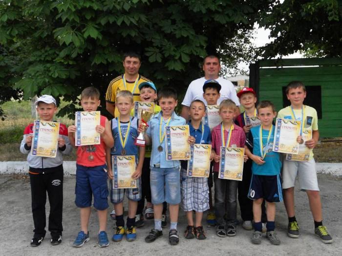 «Гопри» заняли ІІІ место на николаевском турнире